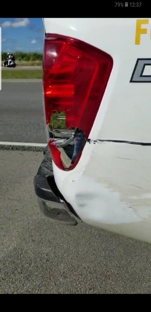 Video: Indignación por la reacción de miembros del CIUTRAN tras chocar un motociclista en la Autopista El Coral