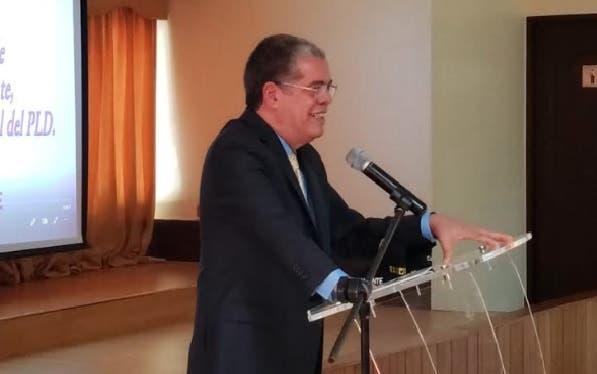 Amarante propone debate sobre estrategia antidrogas y delincuencia