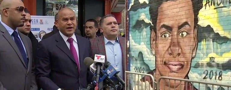 Aperturan como primera bodega segura en NY donde asesinaron a Junior