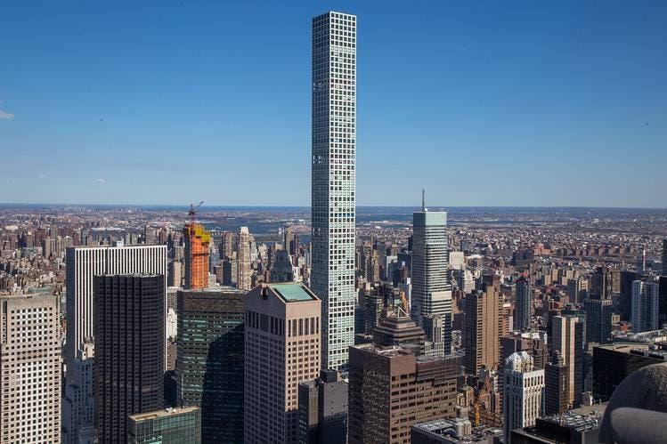 Jennifer López y Alex Rodríguez ponen a la venta por 17,5 millones de dólares piso de lujo en Nueva York