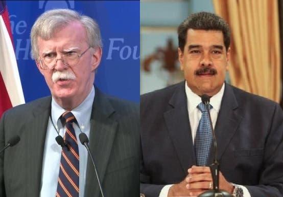 """EE.UU. amenaza a Nicolás Maduro con """"Guantánamo"""" si no acepta pronto una transición"""