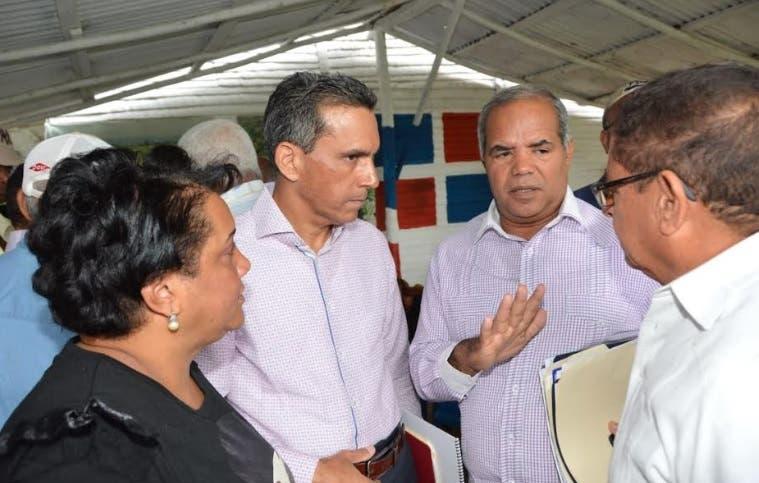 FEDA dice da seguimiento a RD$ 22.9 millones anunciados por Medina en Verón