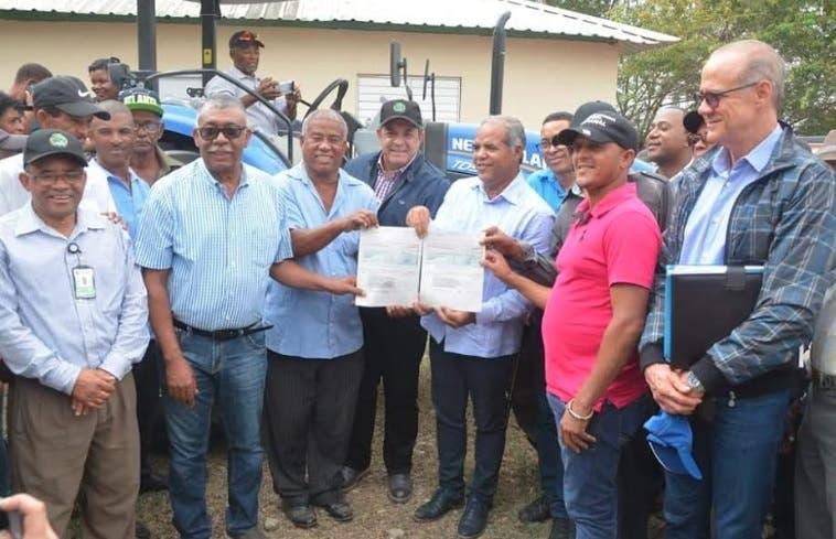 FEDA acude en respaldo de productores de Elías Piña