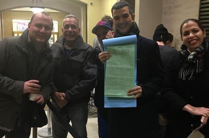 """Concejal Ydanis Rodríguez oficializa su candidatura """"Defensor del Pueblo"""" NYC"""