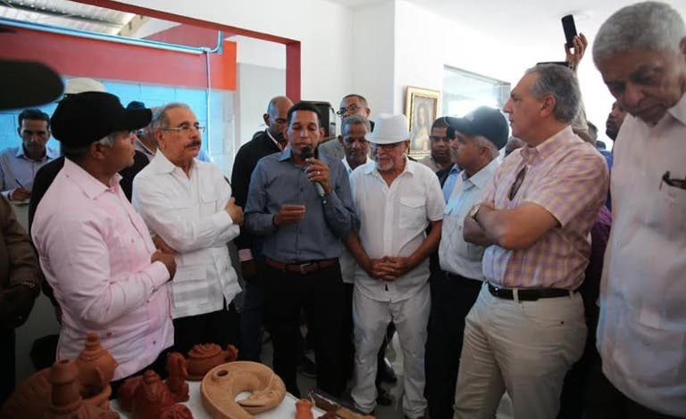Artesanía dominicana se abre camino en Europa