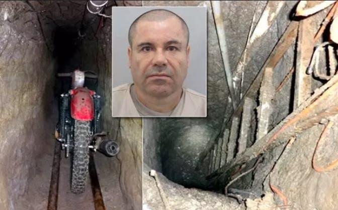 Así le narró «El Chapo» su huida a un hijo de líder cártel de Sinaloa