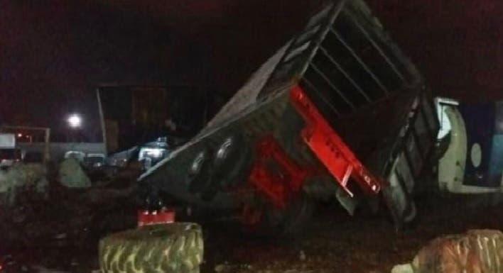 Videos: Así fue la explosión en empresa que dejó dos muertos y varios heridos en Los Alcarrizos