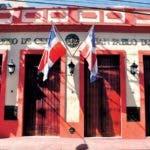 Foto, fachada de la Casa y Museo de Duarte