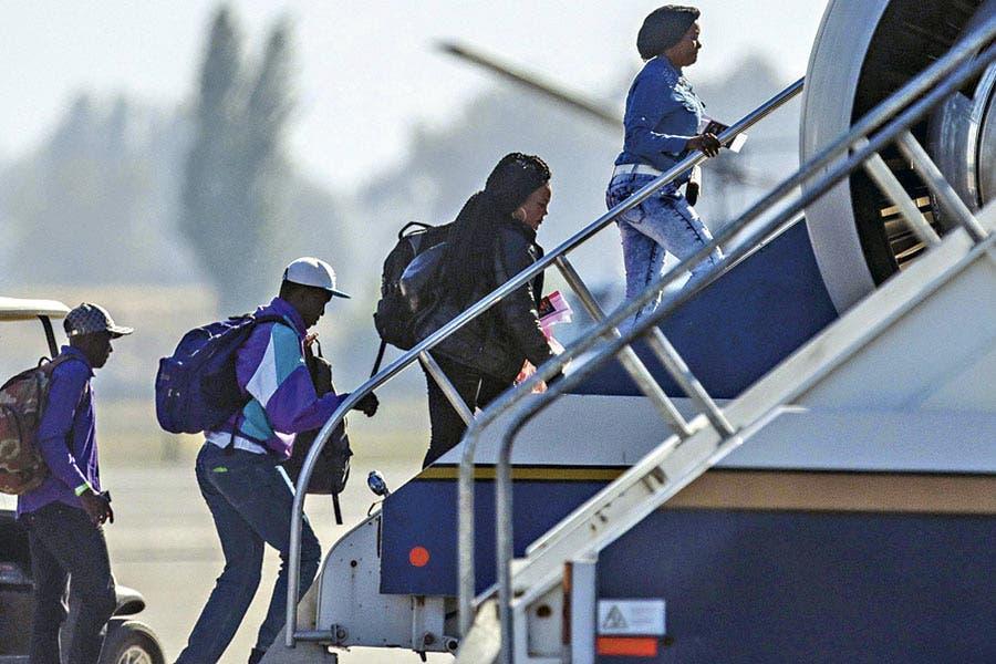 Otros 170 haitianos vuelven a Haití desde Chile en cuarto vuelo humanitario