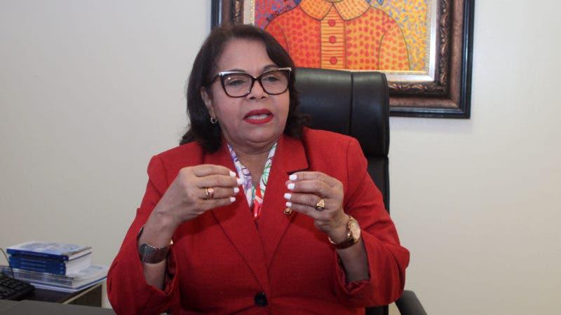Entrevista exclusiva a la primera Rectora de la Universidad Autónoma de Santo Domingo (UASD) Lic. Emma Polanco Melo . Hoy Duany Nuñez