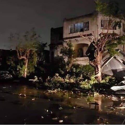 La Habana: Un tornado causa tres muertos y 174 heridos
