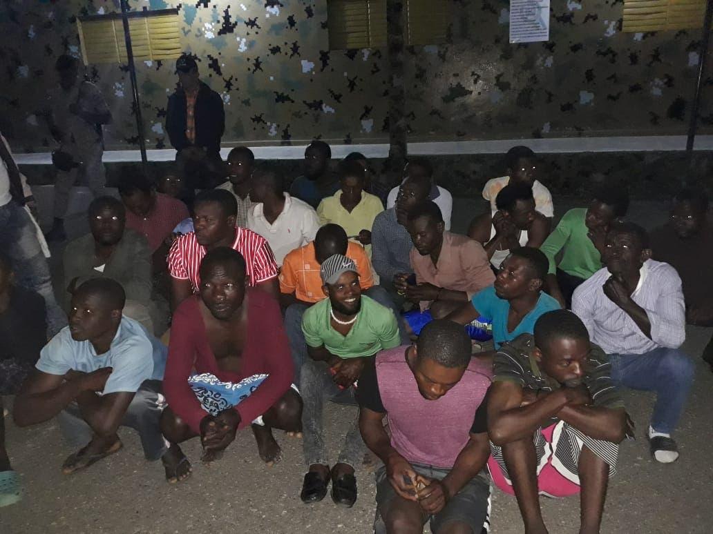 Migración detiene cientos de haitianos en zonas aledañas a Valle Nuevo