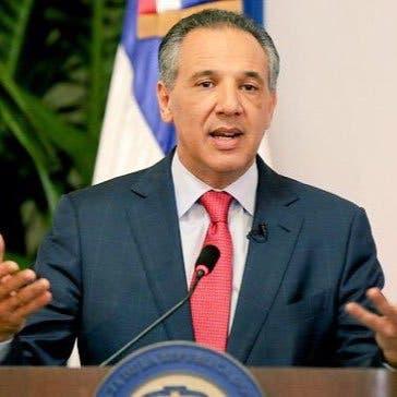 Peralta dice que desconoce acuerdo prevé que el Estado asuma costo por RD$1,249 millones en primarias