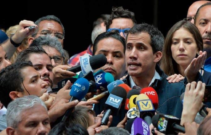 Contraloría venezolana abre investigación sobre patrimonio de Juan Guaidó