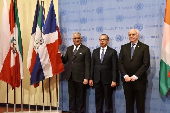 República Dominicana asume presidencia del Consejo de Seguridad de la ONU