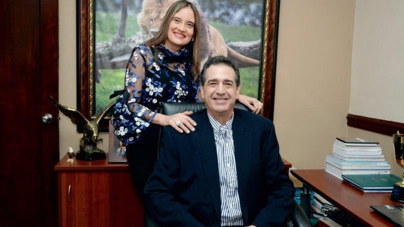 Miguel y Montserrat Bogaert/Foto: Iluminada Paulino.