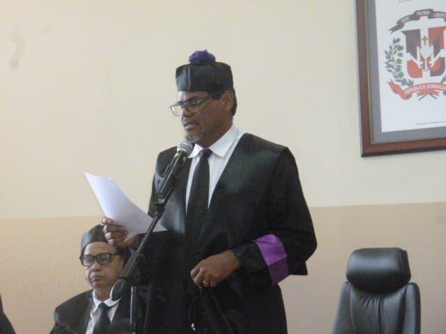 Juez SPM dice se necesita una justicia independiente