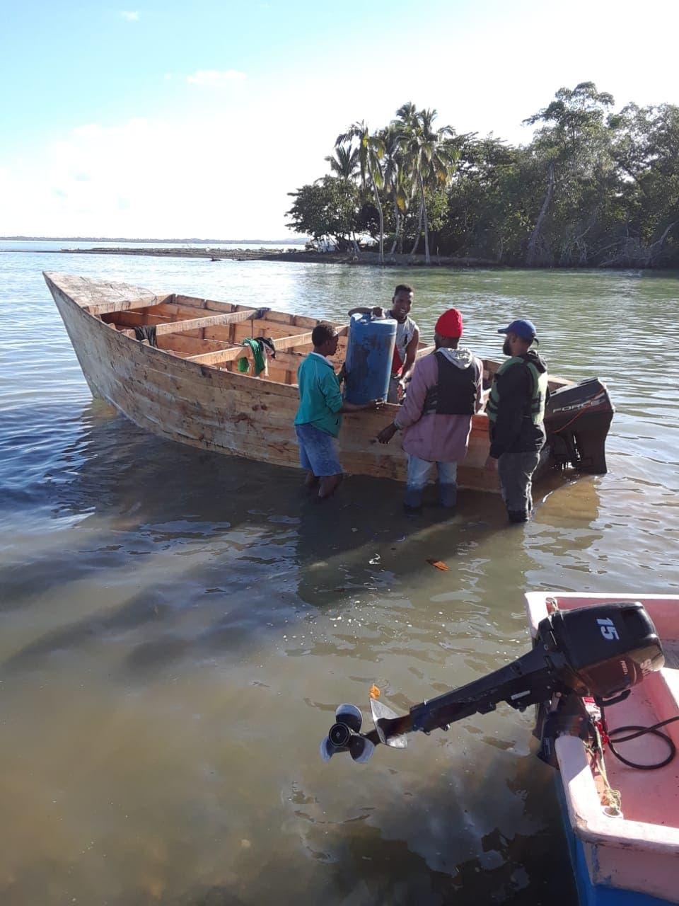 Armada frustra siete viajes ilegales a Puerto Rico en menos de 24 horas
