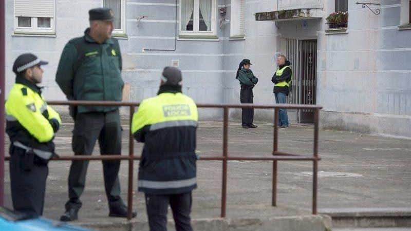 Policia España