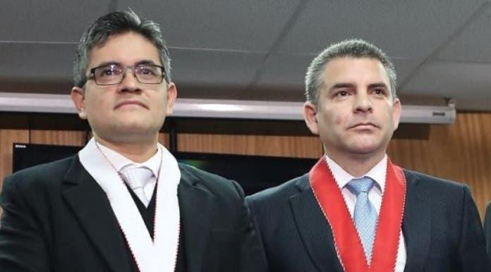 Fiscal general de Perú da marcha atrás y repone a miembros de caso Odebrecht