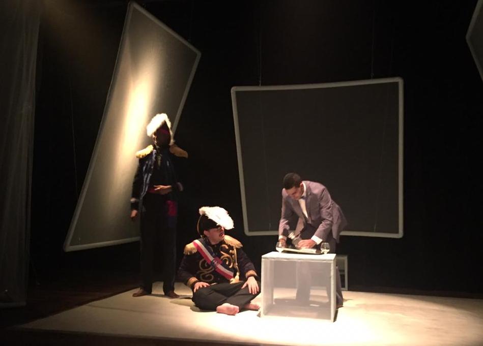 Presentarán obra teatral  «Conversaciones entre Trujillo y Lilís»  en el Teatro Nacional