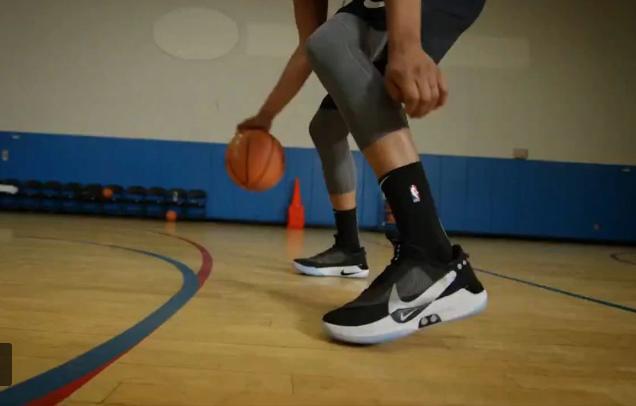 Nike crea tenis inteligente que se adaptan al pie con aplicación móvil