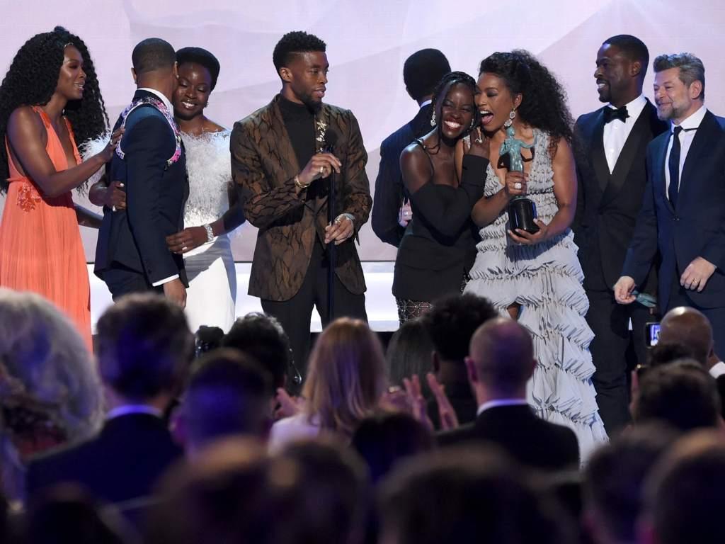 «Black Panther» se lleva el máximo honor en los Premios SAG