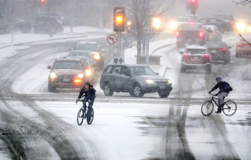 Tormenta de nieve avanza hacia este de EE. UU.