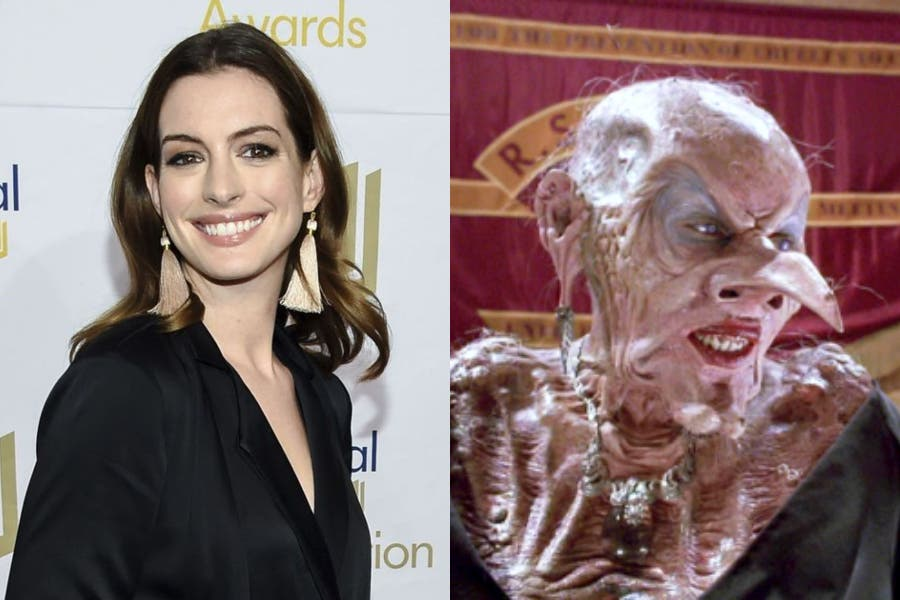 Anne Hathaway protagonizará la nueva adaptación de The Witches