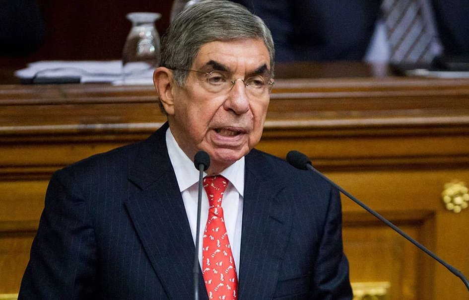 Ex Miss Costa Rica denuncia a Oscar Arias por abuso sexual