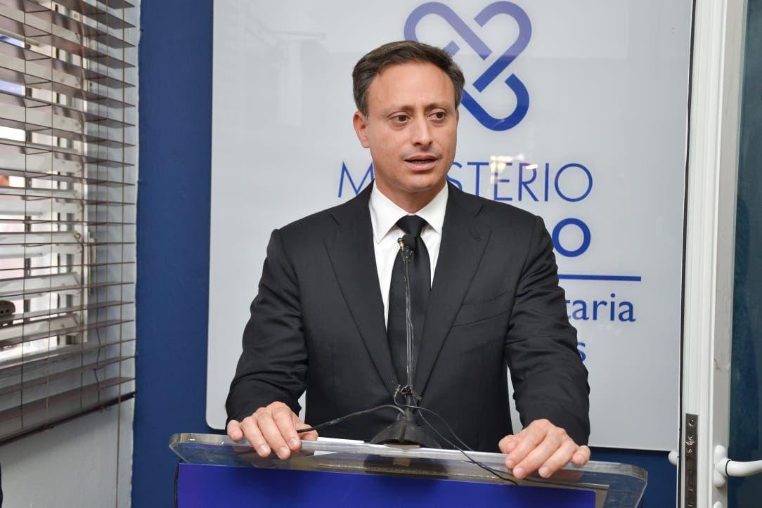 Jean Rodríguez entrega completamente remodelada Fiscalía Comunitaria de Villas Agrícolas