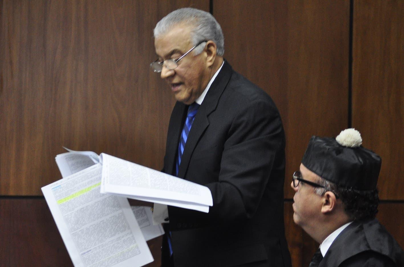 Caso Odebrecht: Andrés Bautista apelará decisión que lo envía a juicio de fondo