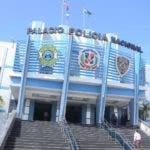 Fachada de Policía Nacional. Santo Domingo Rep. Dom. 14 de febrero 2019. Foto Pedro Sosa