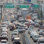 Tapon. Transito. Trafico. Tapones. Carros. avenida JFK. El Nacional/ Jorge Gonzalez. 10.06.2009