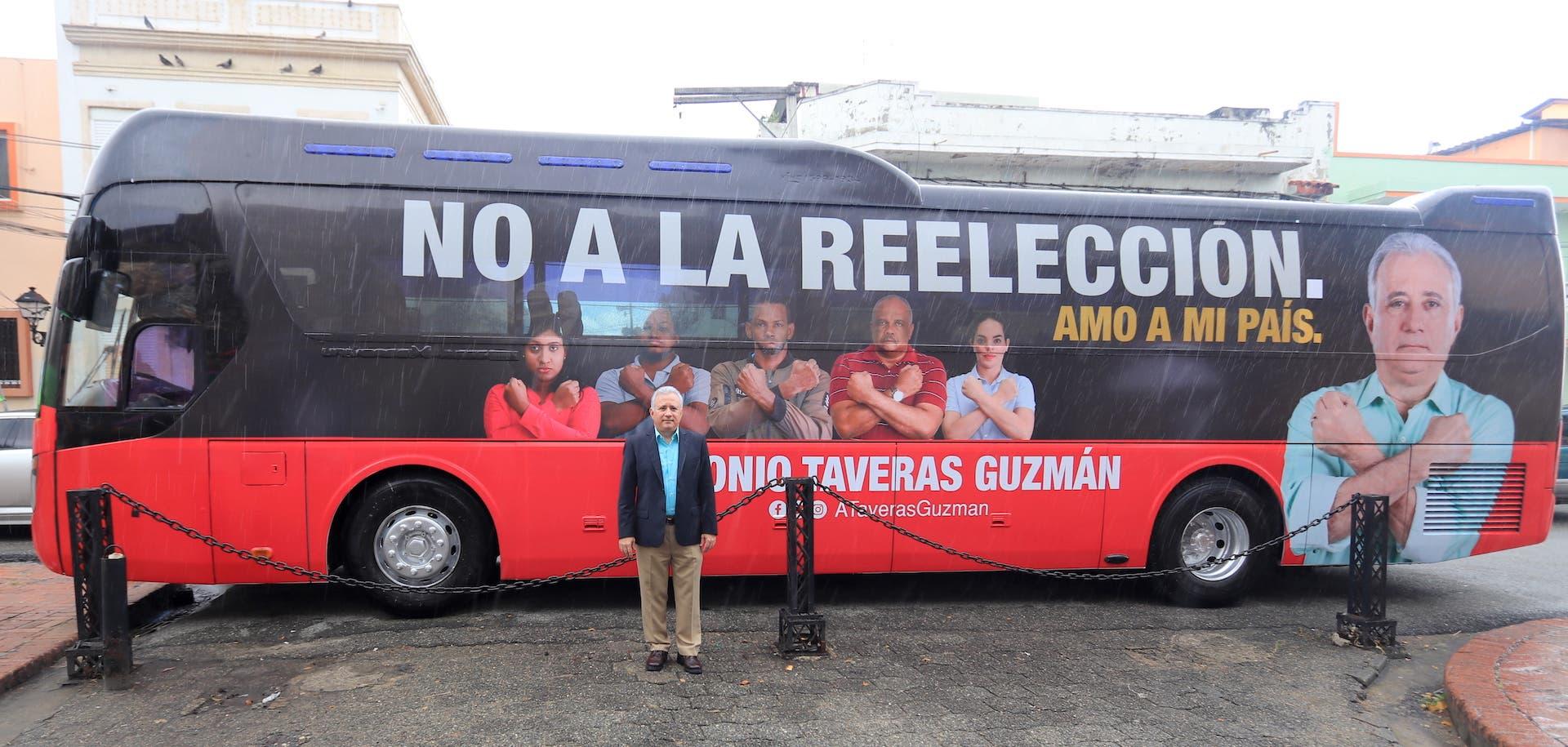 Mira cómo el empresario Taveras Guzmán sale al frente a eventual reelección de Medina