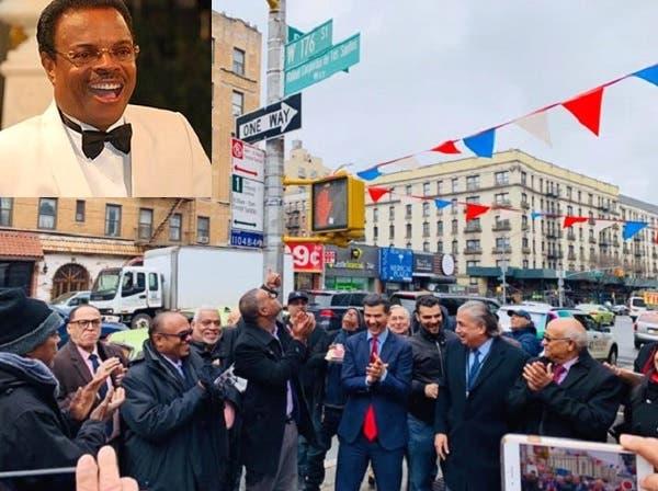 Dominicanos en  NY valoran legado Rafael Corporán de los Santos