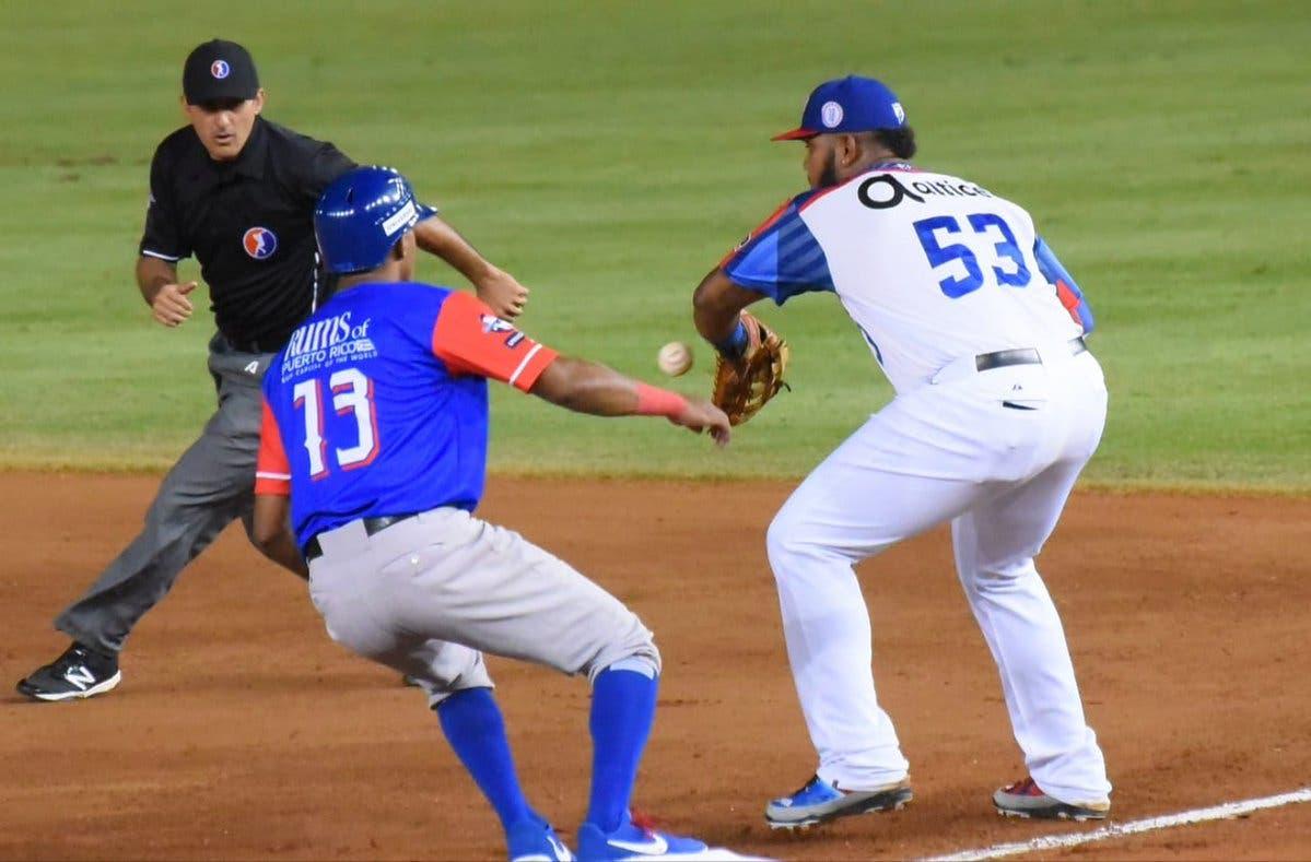 """Dominicana busca """"acabar con esto mañana"""" para ir a la final de la Serie del Caribe"""