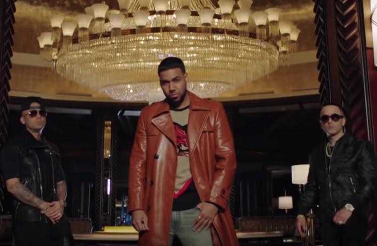 Aullando: El nuevo tema musical de Romeo Santos, Wisin y Yandel