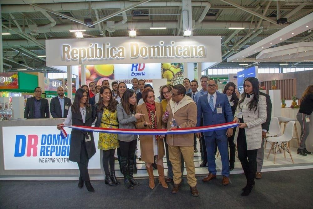 Inauguran Feria Fruit Logística en Berlin