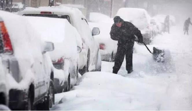 La ola de frío polar se retira de EEUU, pero deja preocupada a las autoridades