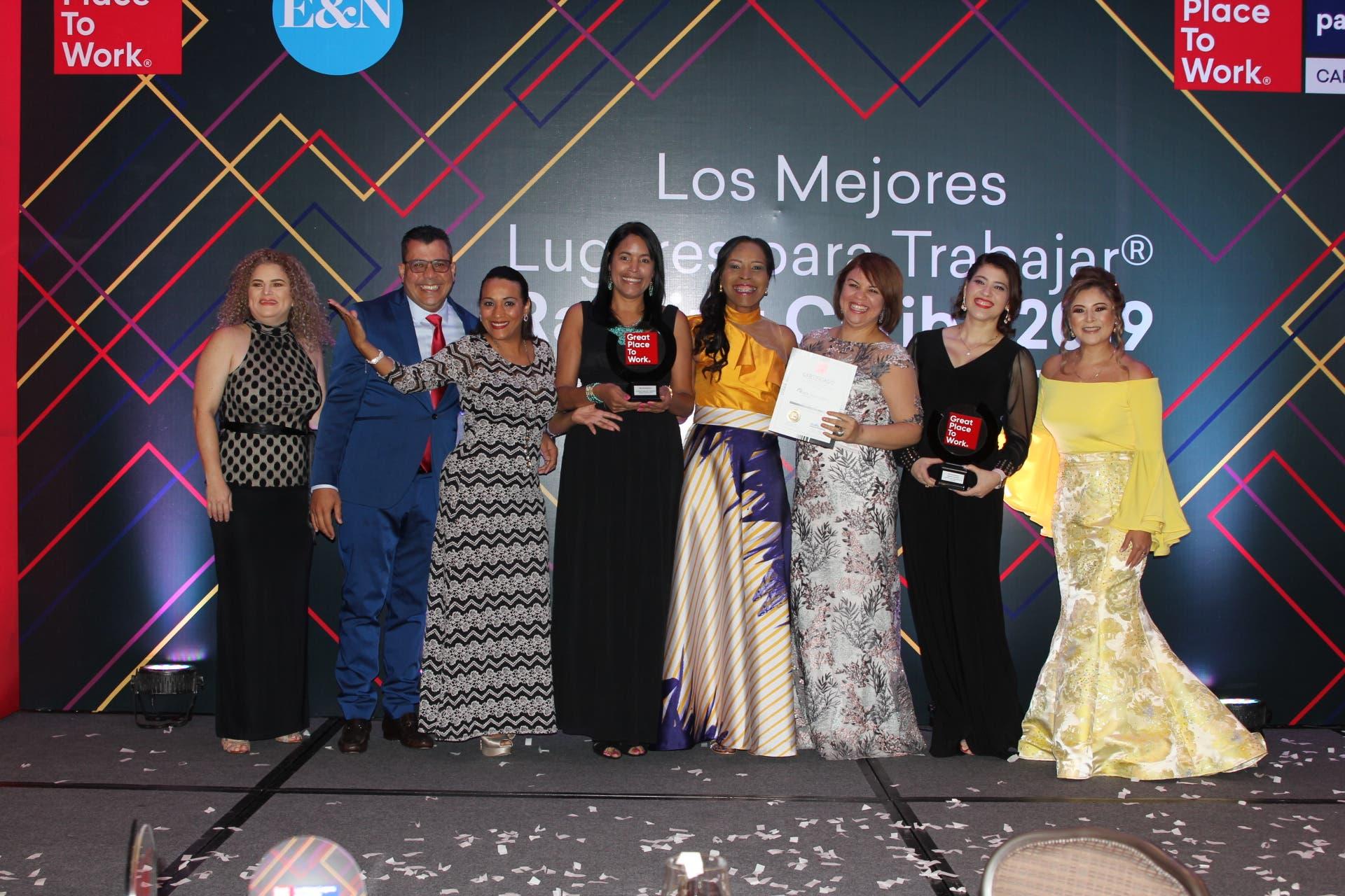 AES Dominicana sigue en el ranking de mejor empresa para trabajar por 11 años consecutivos