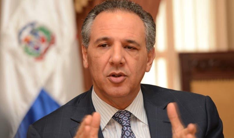 José Ramón Peralta admite podría darse una segunda vuelta en elecciones de mayo de 2020