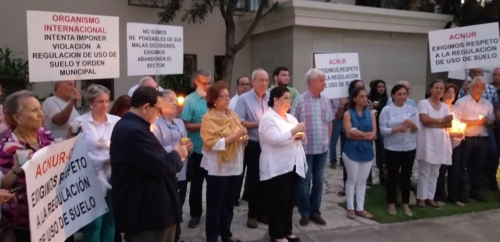 Junta de Vecinos de Bella Vista se oponen a instalación de  ACNUR en sector