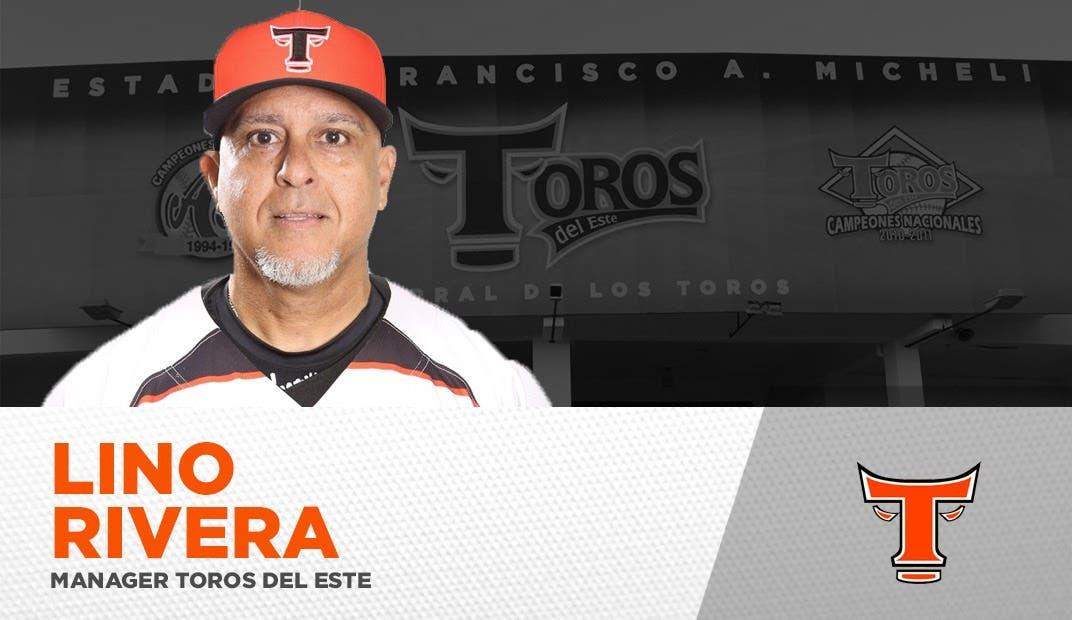 Lino Rivera es el nuevo dirigente de los Toros del Este