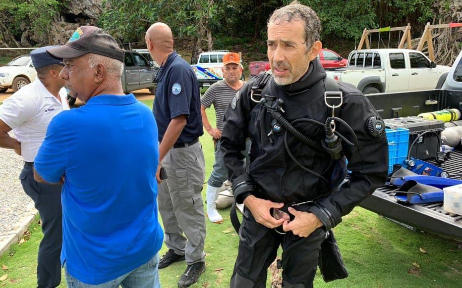 Localizan cuerpo de uno de los italianos desaparecidos en cueva El Dudú