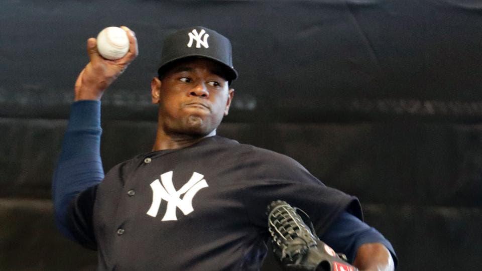 El dominicano Luis Severino y los Yankees logran acuerdo de cuatro años, según fuente