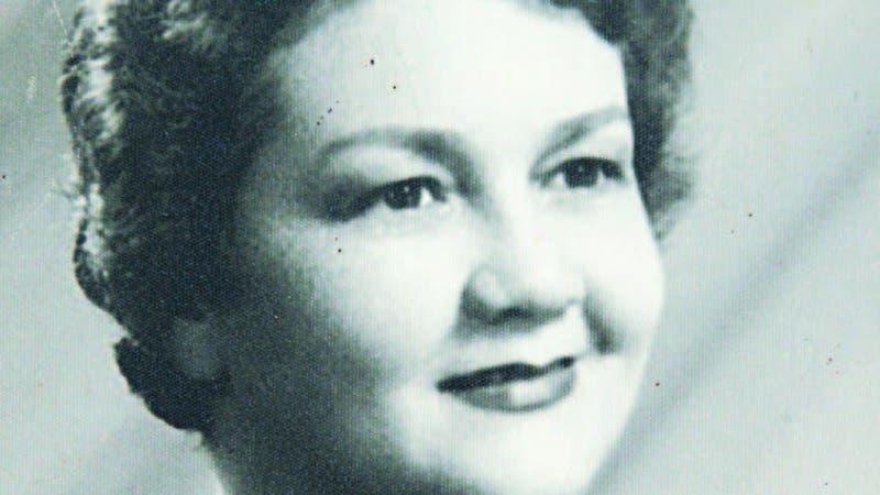 "Milagros compuso ""Noche dominicana"", para Agustín Lara."