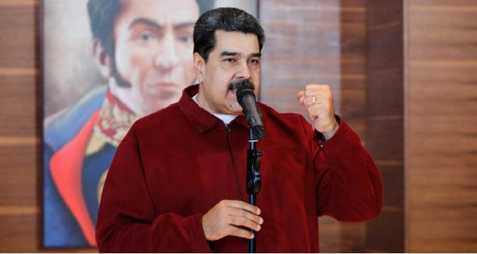 Nicolás Maduro, presidente de Venezuela. Foto: Fuente externa.