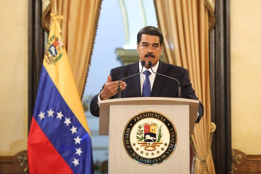 Nicolás Maduro dice que la ayuda humanitaria debería ser destinada a  la ciudad colombiana de Cúcuta