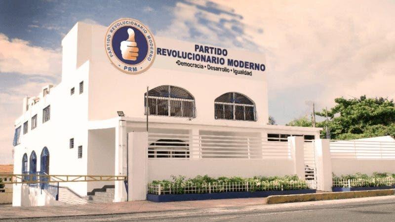 PRM fachada